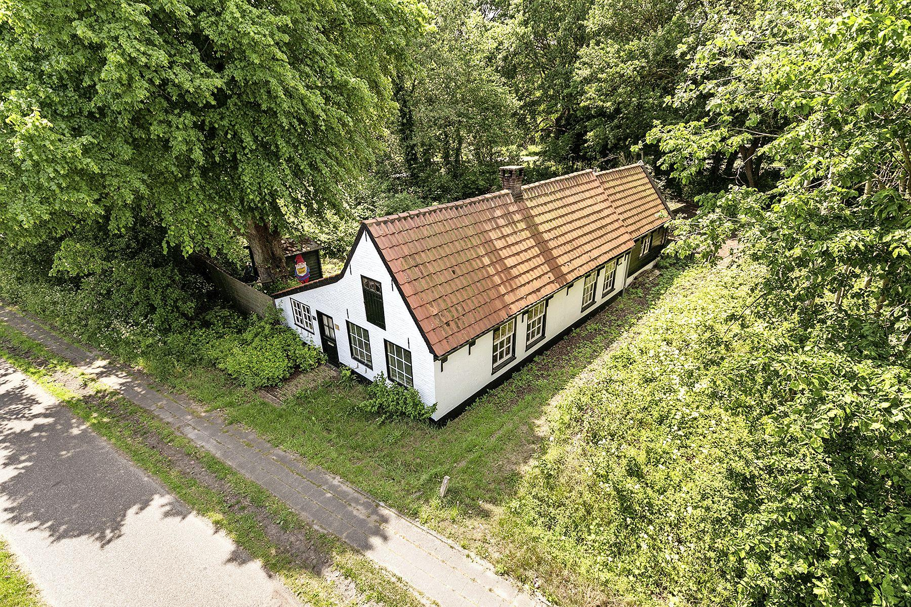 Zonnepanelen op duinboerderij Kraaiennest Heemskerk