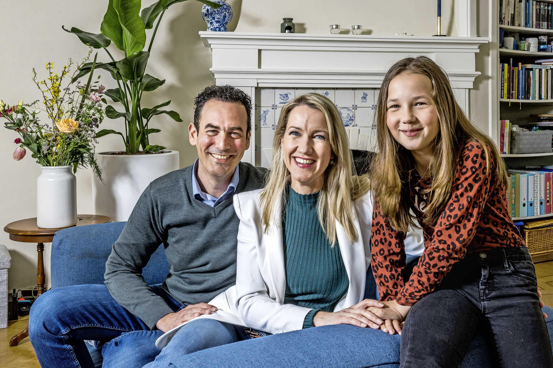 De vijfjarige dochter van Annemiek kreeg acute leukemie