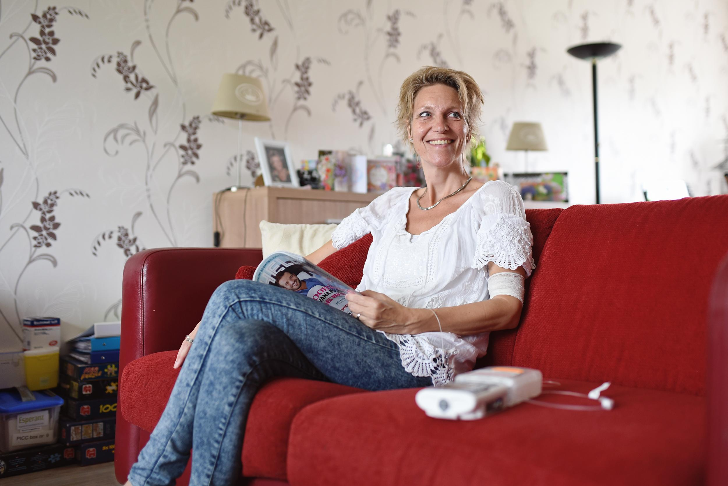 Ziekenhuizen starten proef thuis toedienen chemotherapie