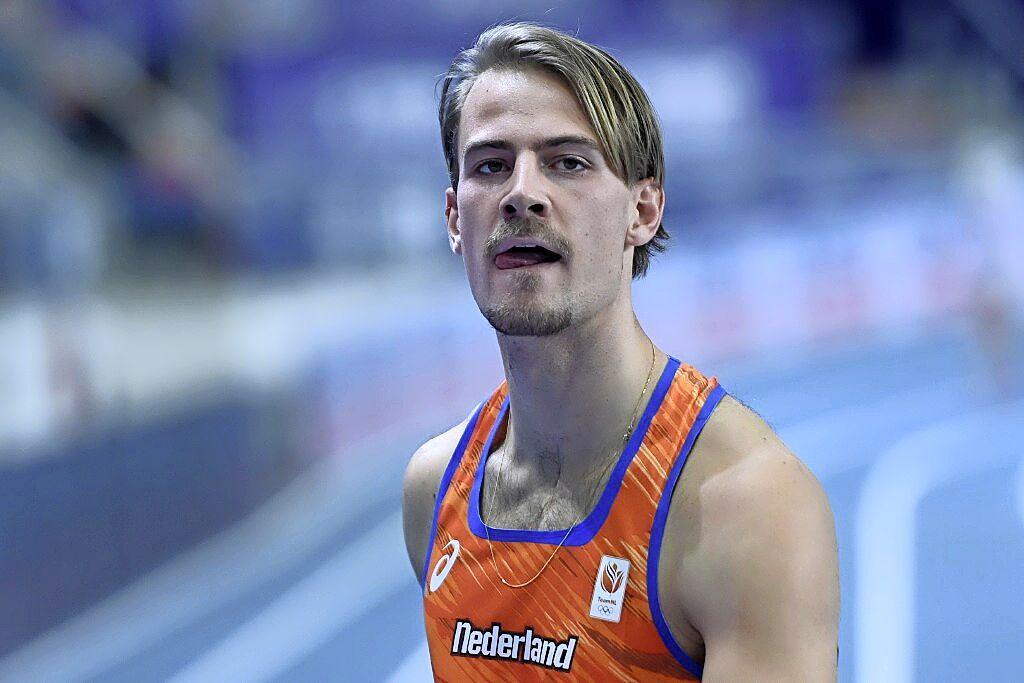 Winst voor atleet Dobber uit Santpoort-Zuid
