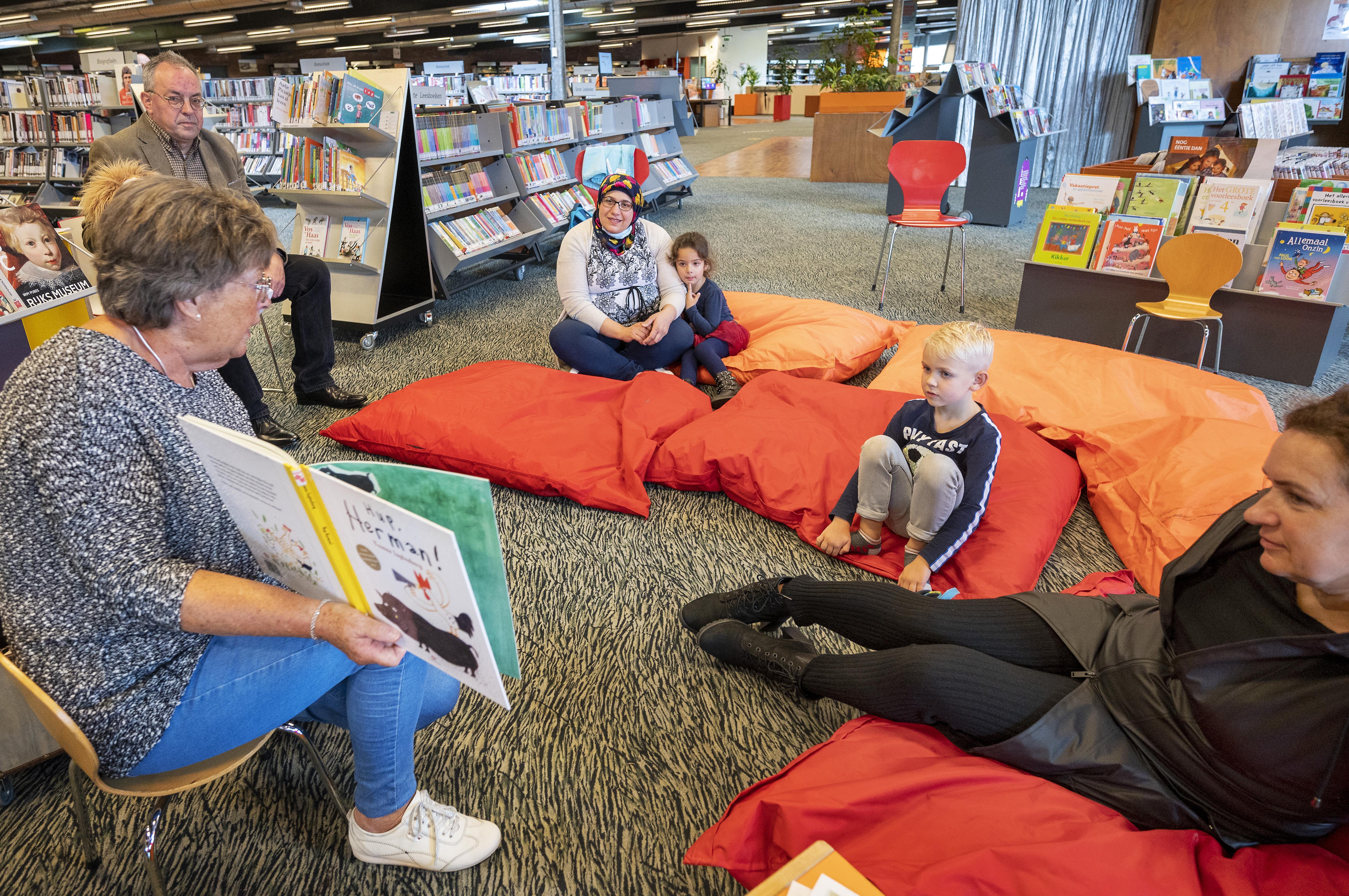 Bibliotheken in Velsen krijgen gezelschap van andere organisaties: Het wordt een bibliotheek plus