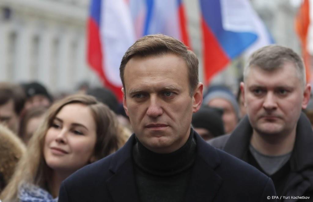 Kremlin: Navalni mag gewoon terugkeren naar Rusland