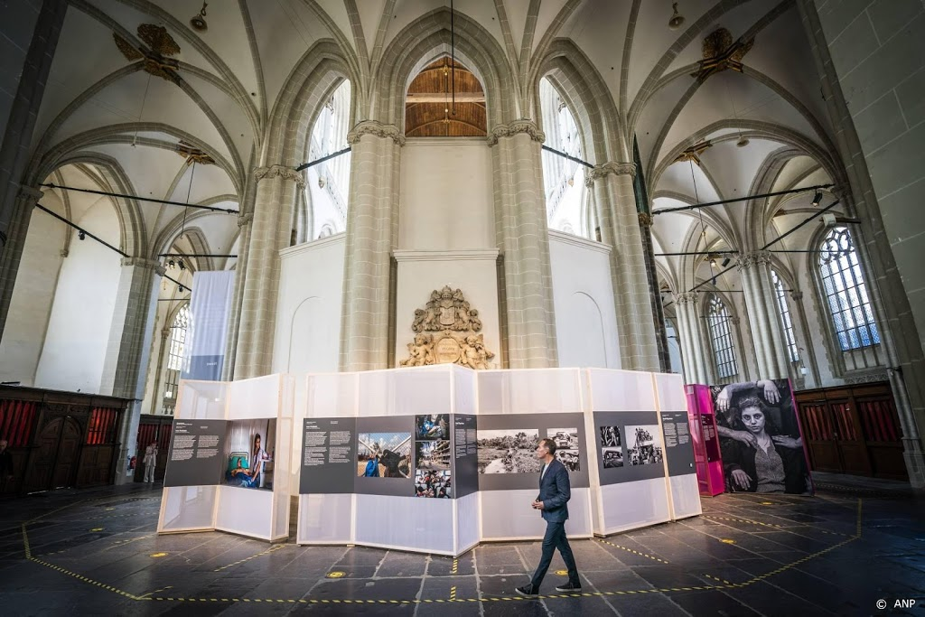 Tentoonstelling World Press Photo opent op 17 april
