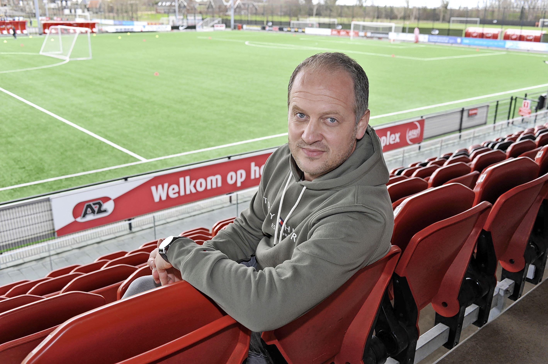 Ondernemer Marc van Wonderen sluit terugkeer in zijn geliefde sport niet uit: 'Ik ben en blijf een voetbaldier'