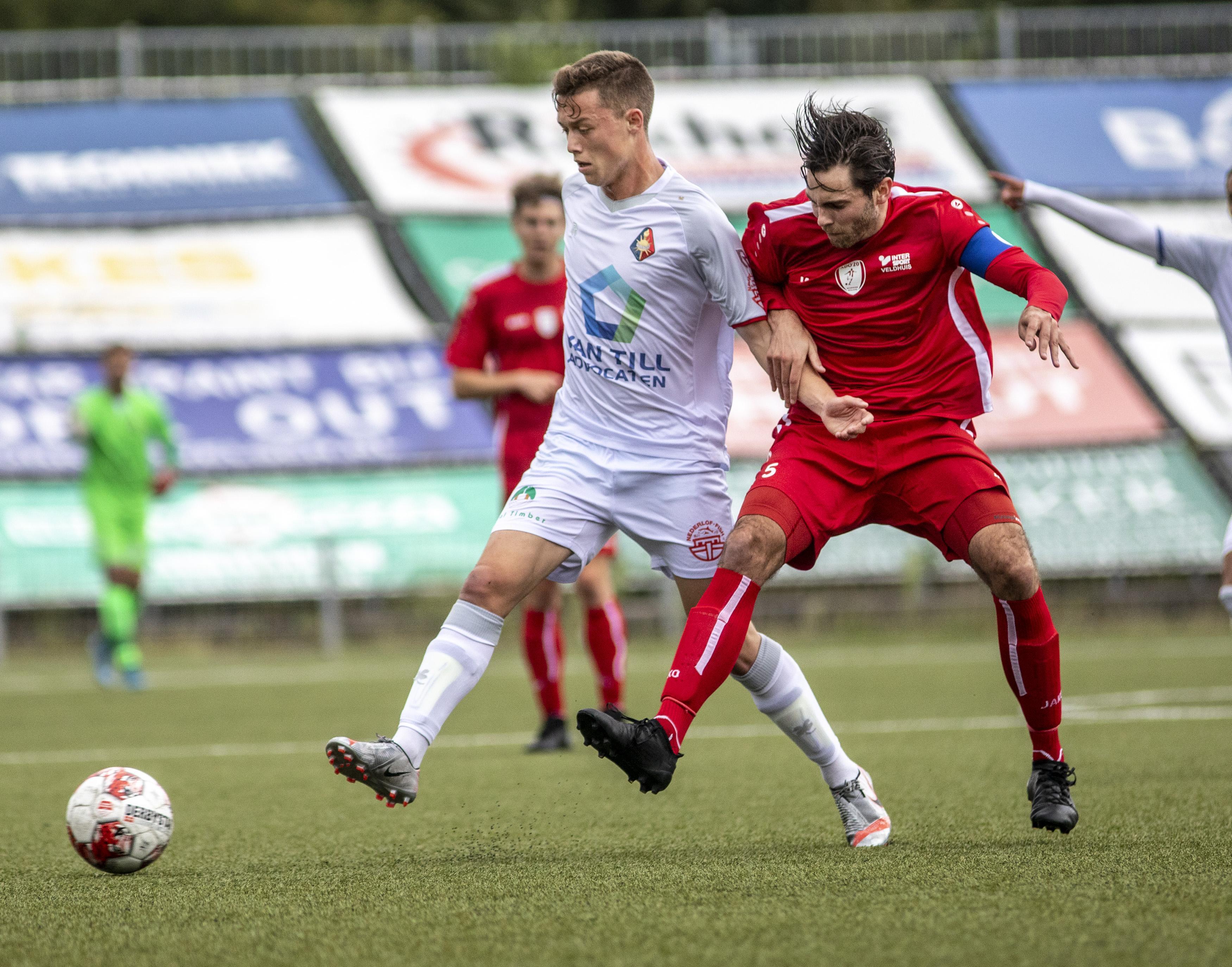 Belgisch jeugdinternational Siebe Vandermeulen na Telstar-debuut tegen ADO '20 (0-0): 'Het is een goed ploegske'
