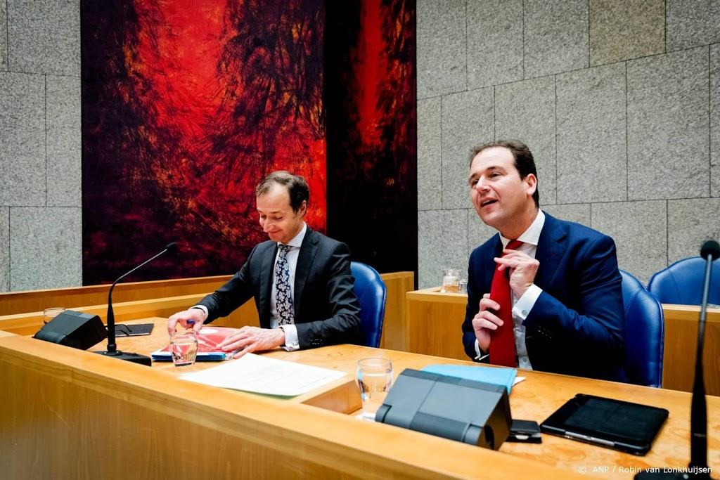Rutte, Wiebes en Asscher gehoord over toeslagenaffaire