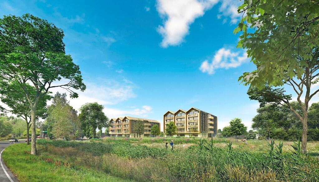 Bouw 110 appartementen op bedrijventerrein De Drie Eiken ingetrokken vlak voor raadsbesluit: Ontwikkelaar wil eerst 'cruciale' aanpassingen doen