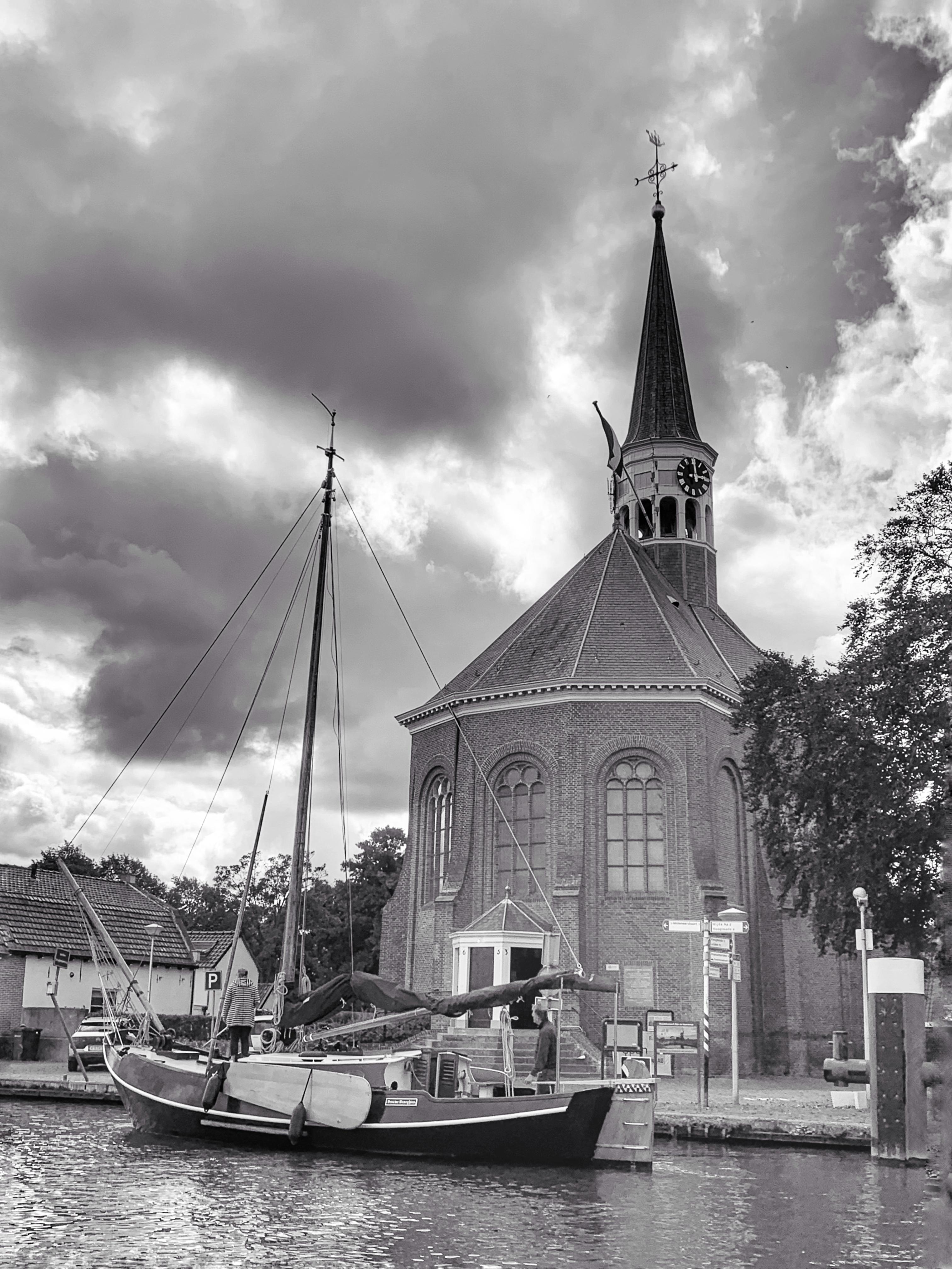Winnende monumentenfoto in Kaag en Braassem: wat past alles mooi bij elkaar