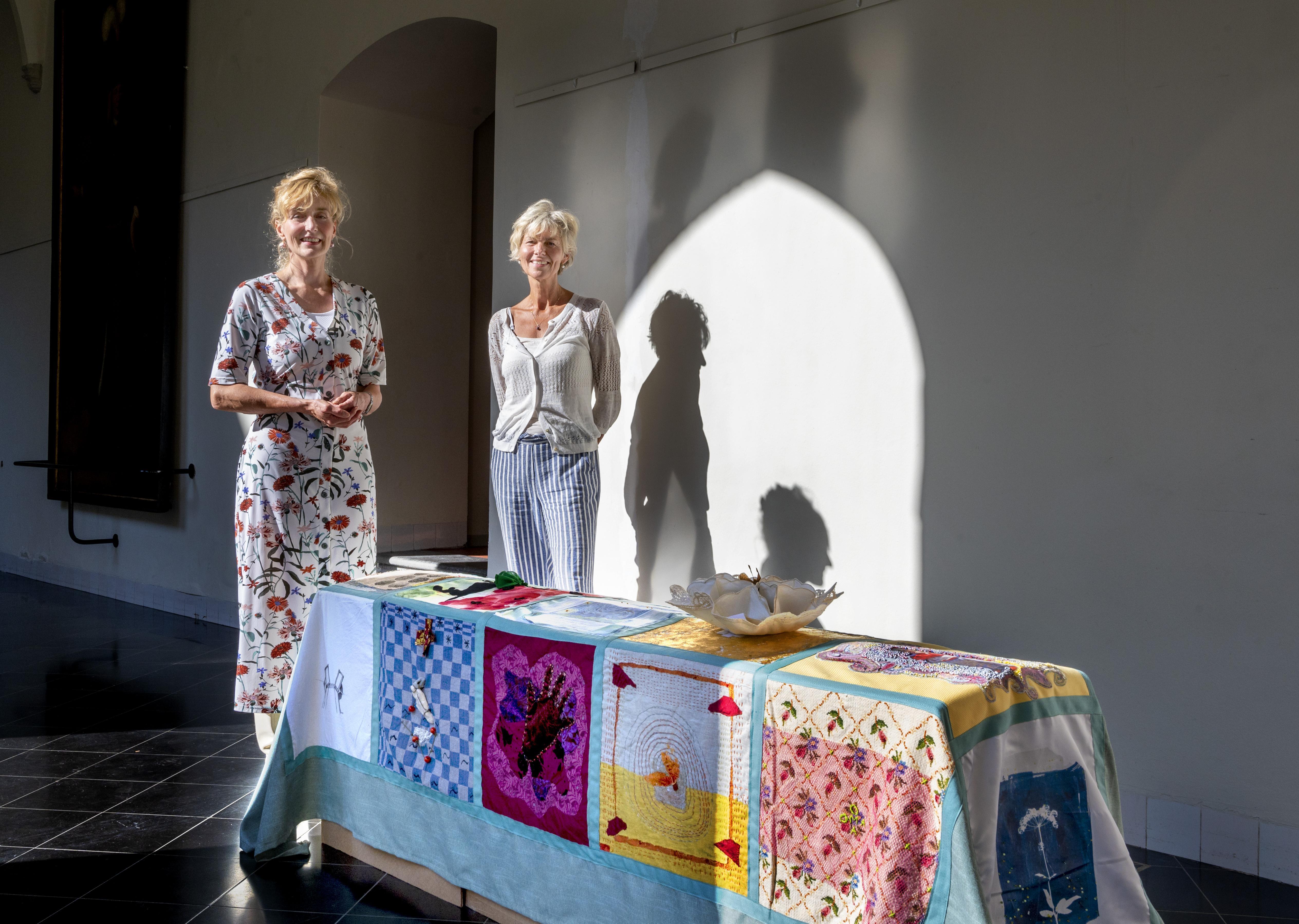 Hospice als bron van inspiratie voor expositie van KZOD in Haarlem over leven en dood