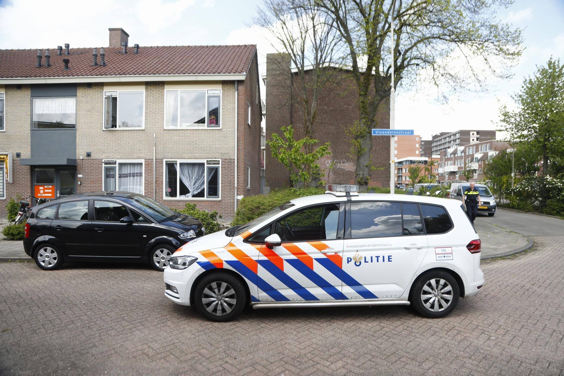 Politie arresteert inbreker in Beverwijk