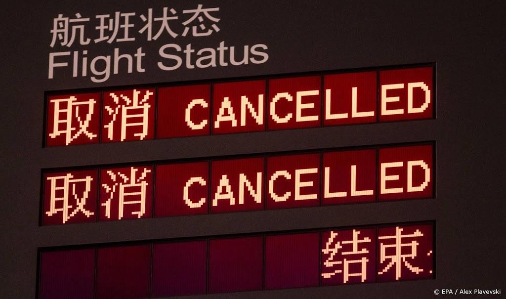 China schrapt vluchten vanwege lokale corona-uitbraken