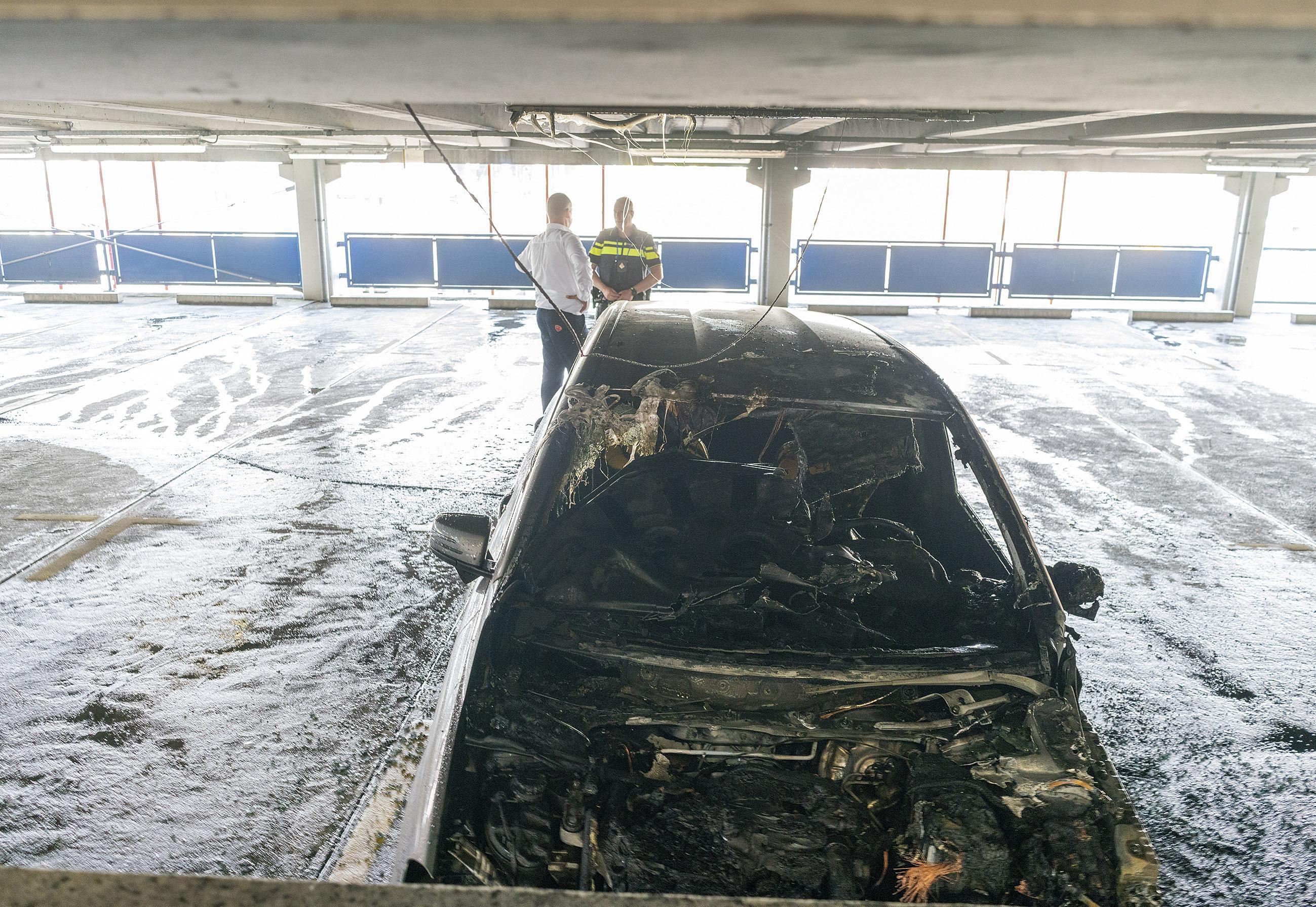 Alkmaar koploper in Noord-Holland Noord met autobranden: het is al 28 keer raak geweest tot halverwege dit jaar