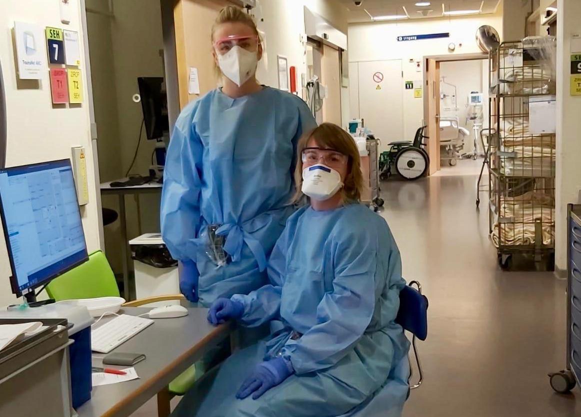 Minder mensen met corona in Dijklander Ziekenhuis Hoorn