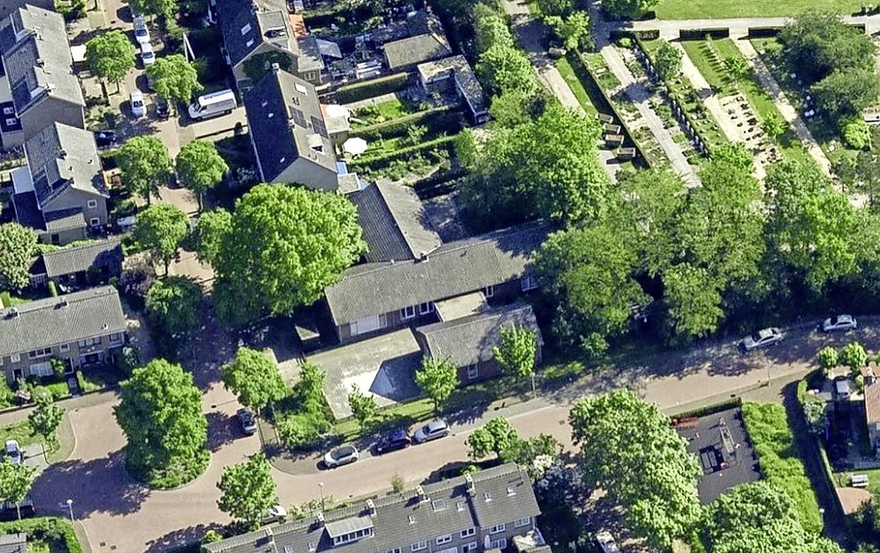 Appartementen voor ouderen op locatie Jan van Galenstraat 35 in Huizen