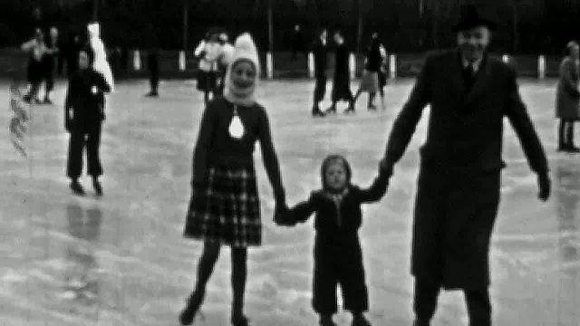 Bewegend Verleden: Hoofddorp in de winter, 1938 [video]