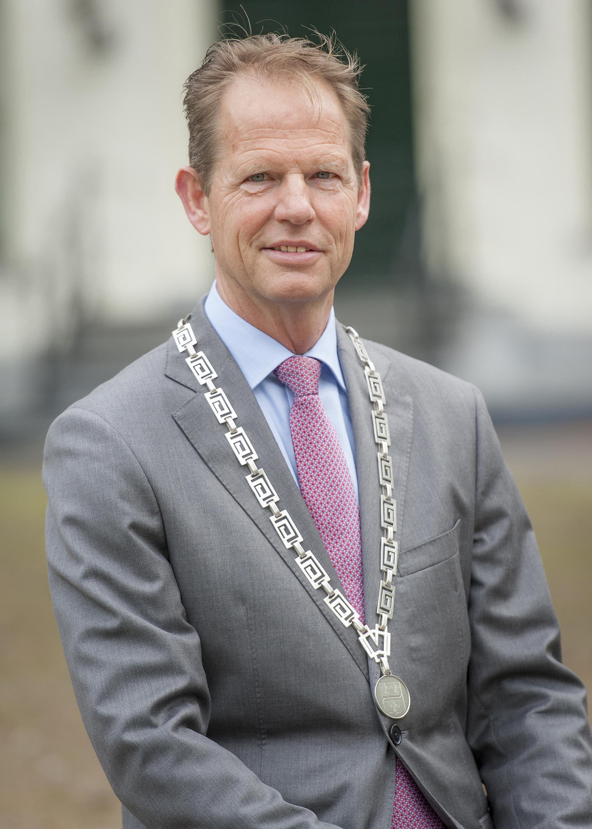 Hillegoms burgemeester: alleen samen komen we door deze crisis heen