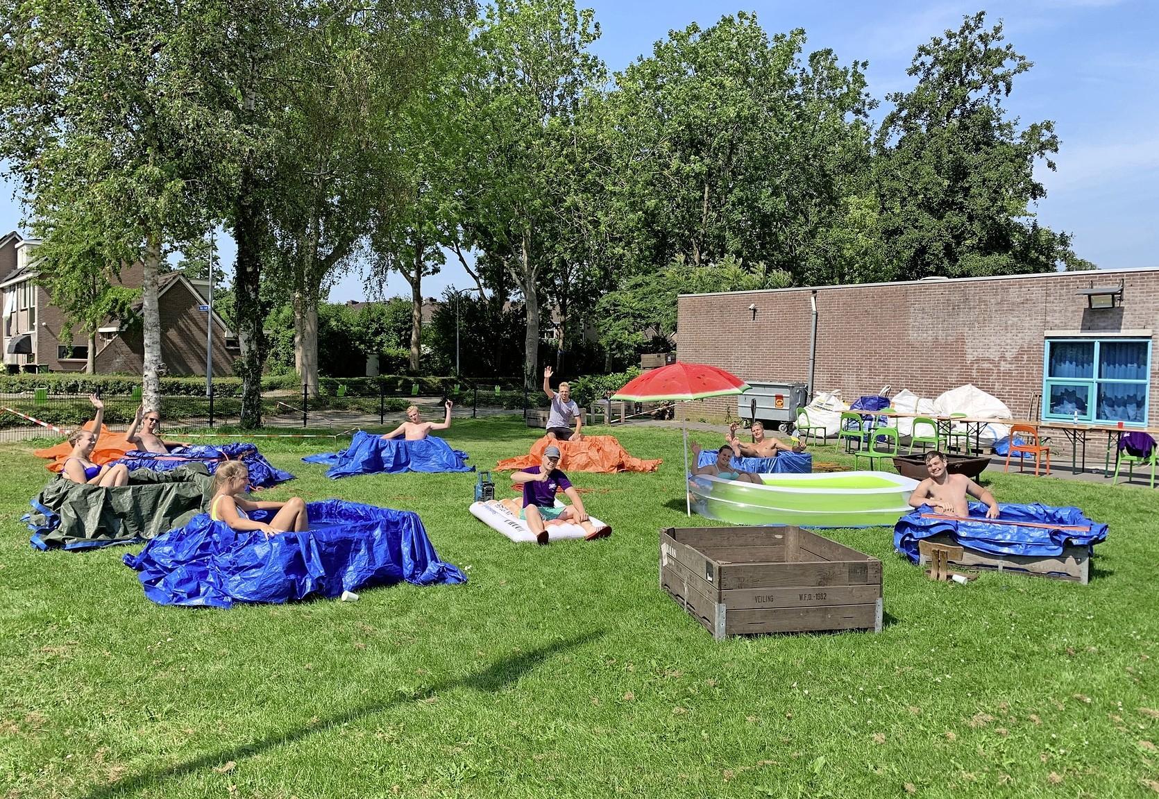 Crowdfunding gestart tijdens quarantaine, na afblazen zomerkamp jeugd in Wognum vanwege corona