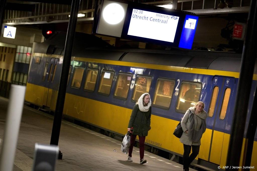 Tienduizenden extra reizigers nu alle nachttreinen weer rijden