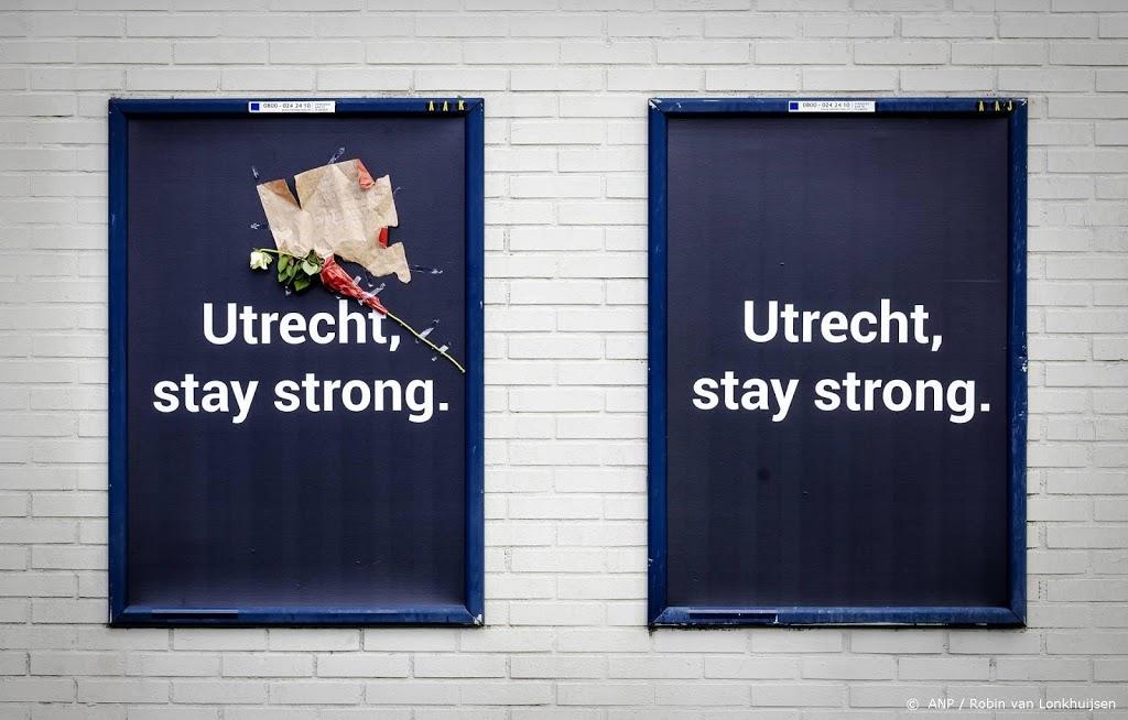 Utrecht herdenkt tramaanslag 18 maart in stilte