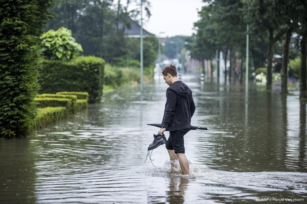 KNMI beëindigt code rood in Limburg
