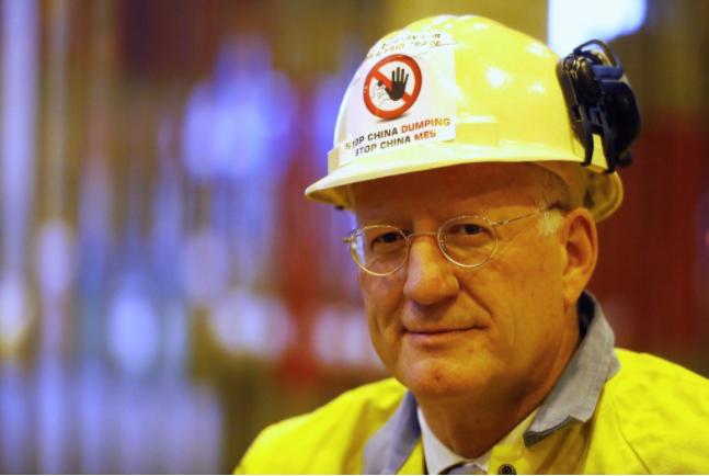 Ontslagen Tata Steel-directeur Theo Henrar wordt voorzitter van werkgeversvereniging FME