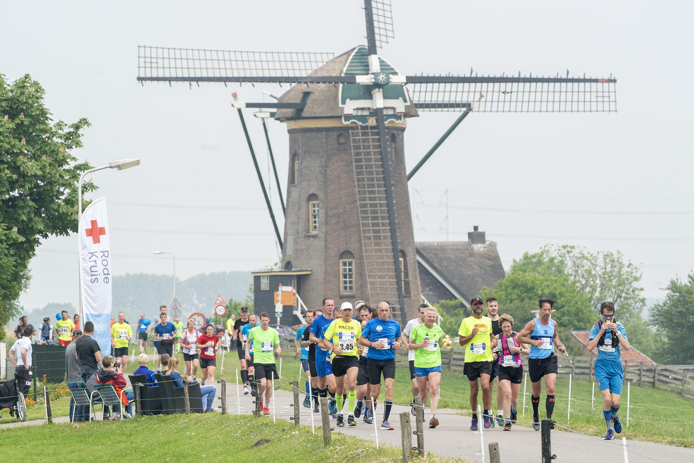 Leiden Marathon verschoven naar het najaar