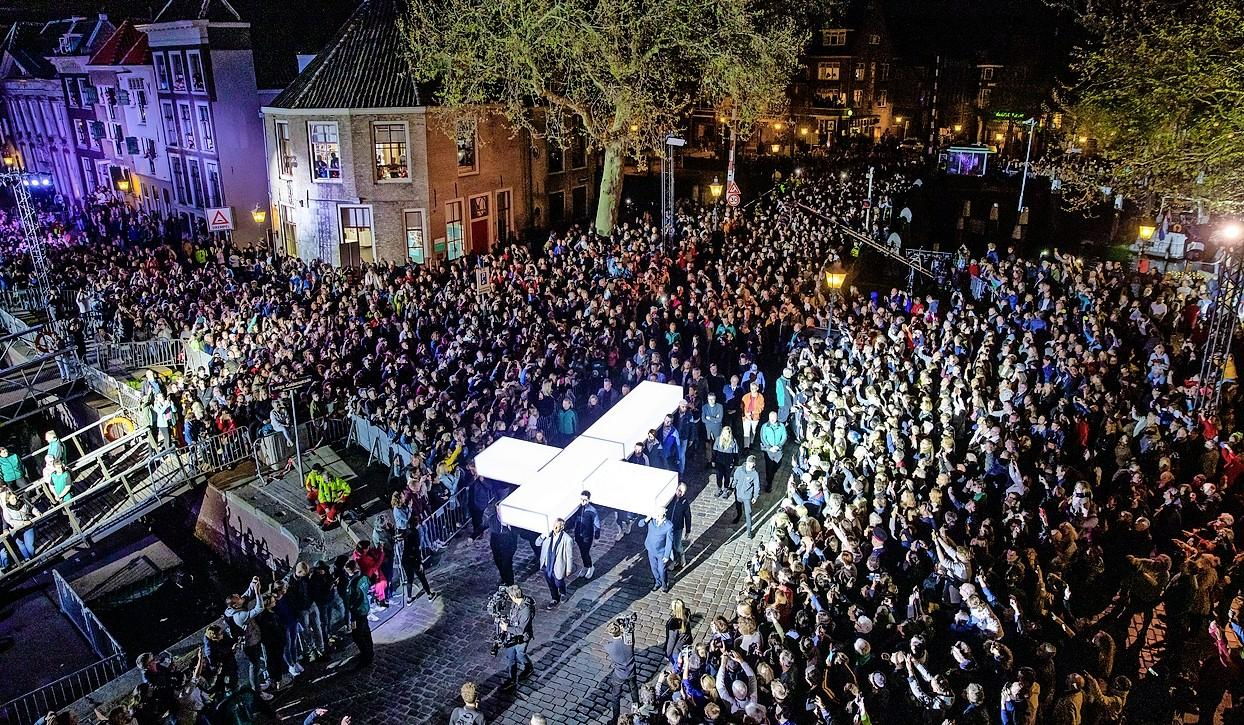 Gemeenteraad wil The Passion in 2022 naar Alkmaar halen, college moet mogelijkheid onderzoeken