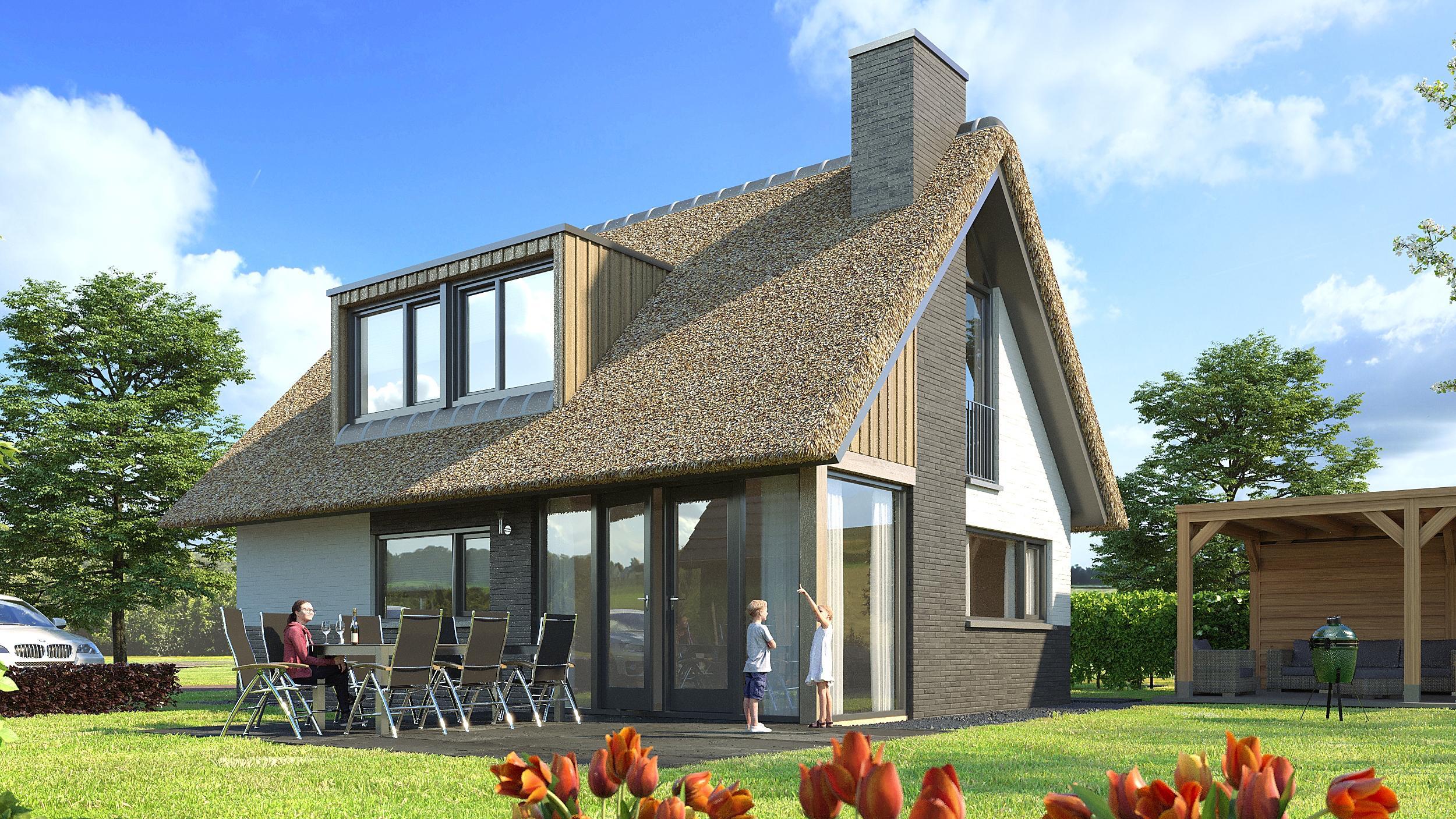 Een tweede Landal-park in Schoorl op komst: vijftien luxe appartementen zijn een 'spin-off' van Landal Berger Duinen