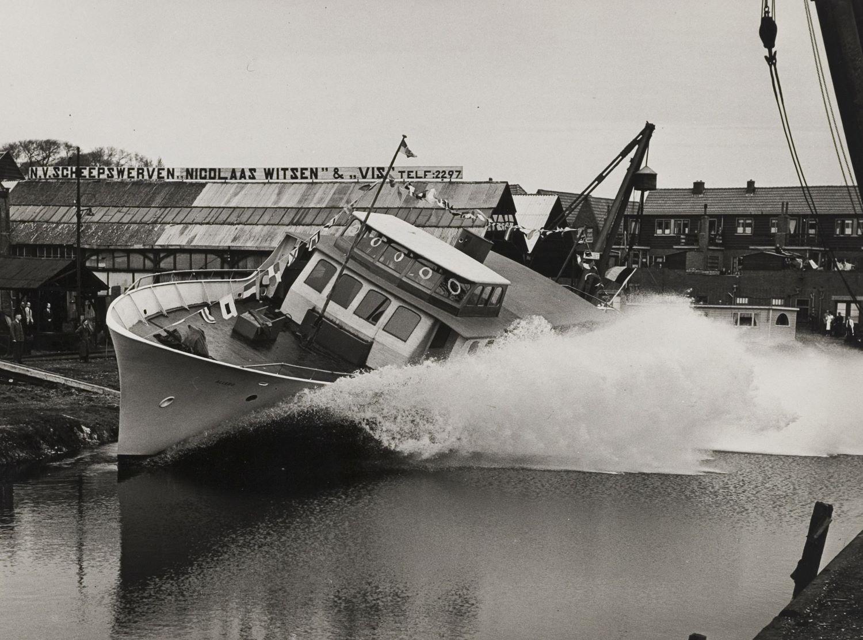'Stuk industriële geschiedenis van Alkmaar veiliggesteld'. Dertig meter tekeningen en documentatie uit bedrijfsarchief Nicolaas Witsen naar Regioarchief