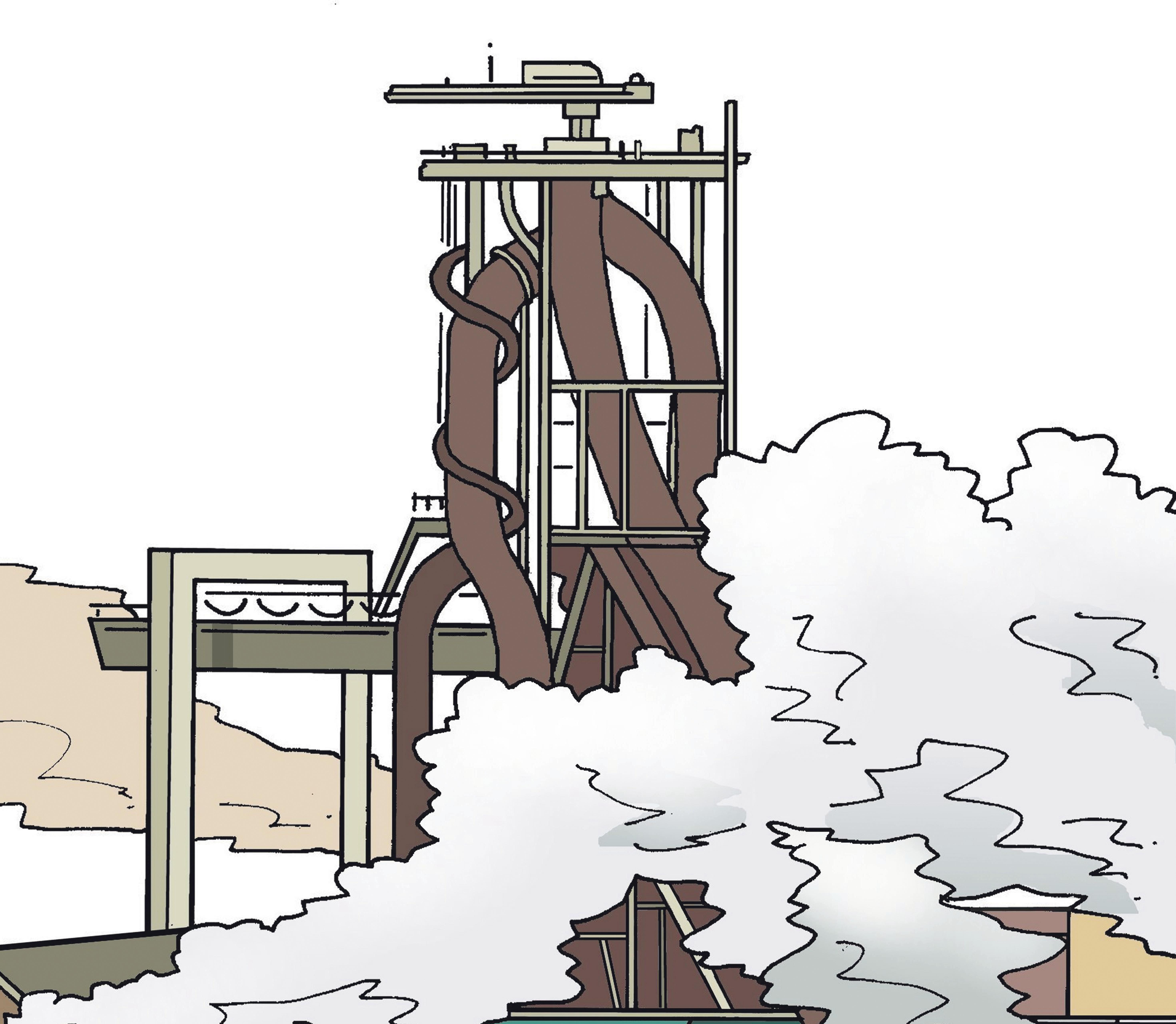 Tata Steel IJmuiden betaalt miljarden te veel voor steenkool en ijzererts [grafiek]