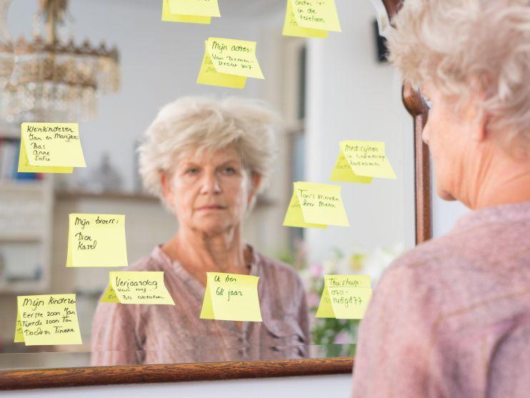 Fotowedstrijd dementie en mantelzorg
