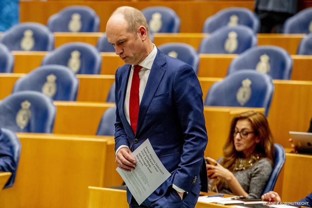 CU-leider Segers wil omslag in 'ongezonde politieke cultuur'