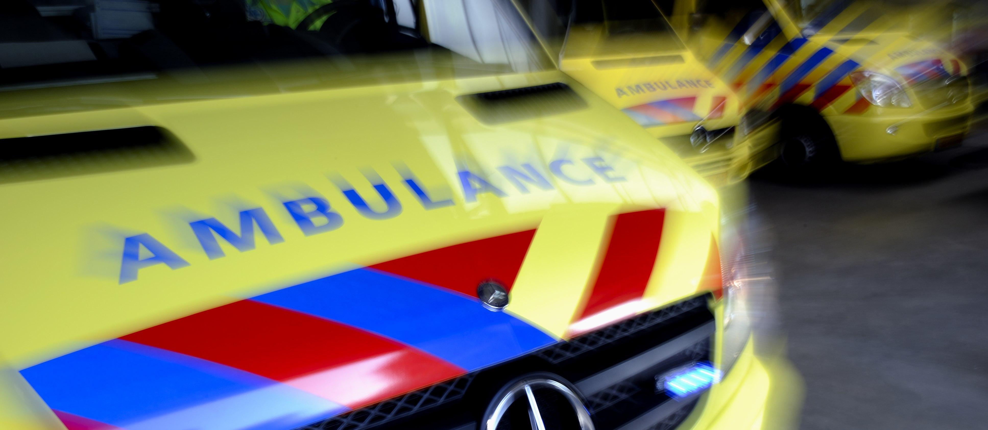 A10 voor Coentunnel tot diep in de 'avond' dicht na ongeval