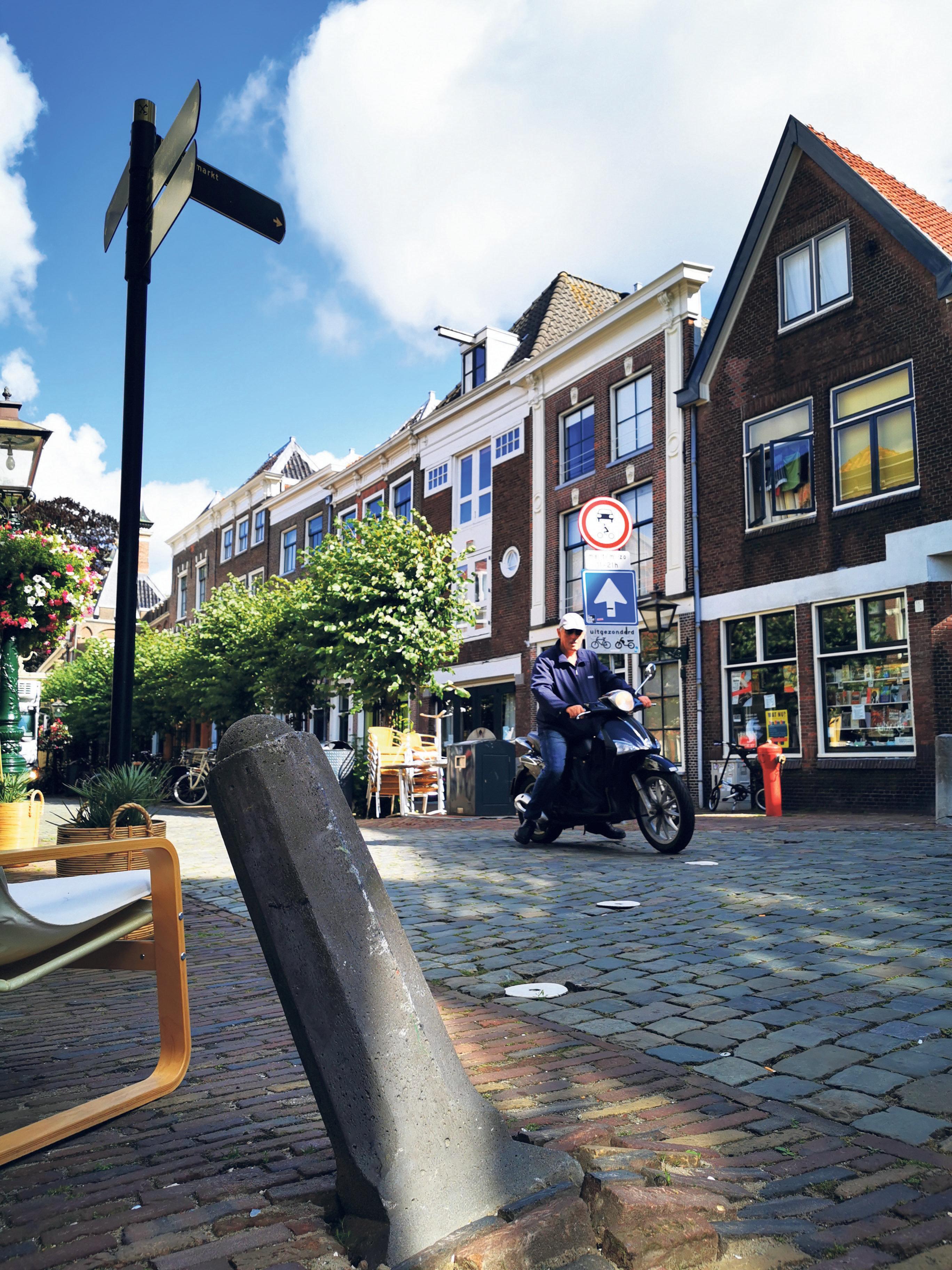 Gemeente en respondenten zijn tevreden over proef autoluwe binnenstad in de zomer, Pancras-West heeft zo zijn twijfels