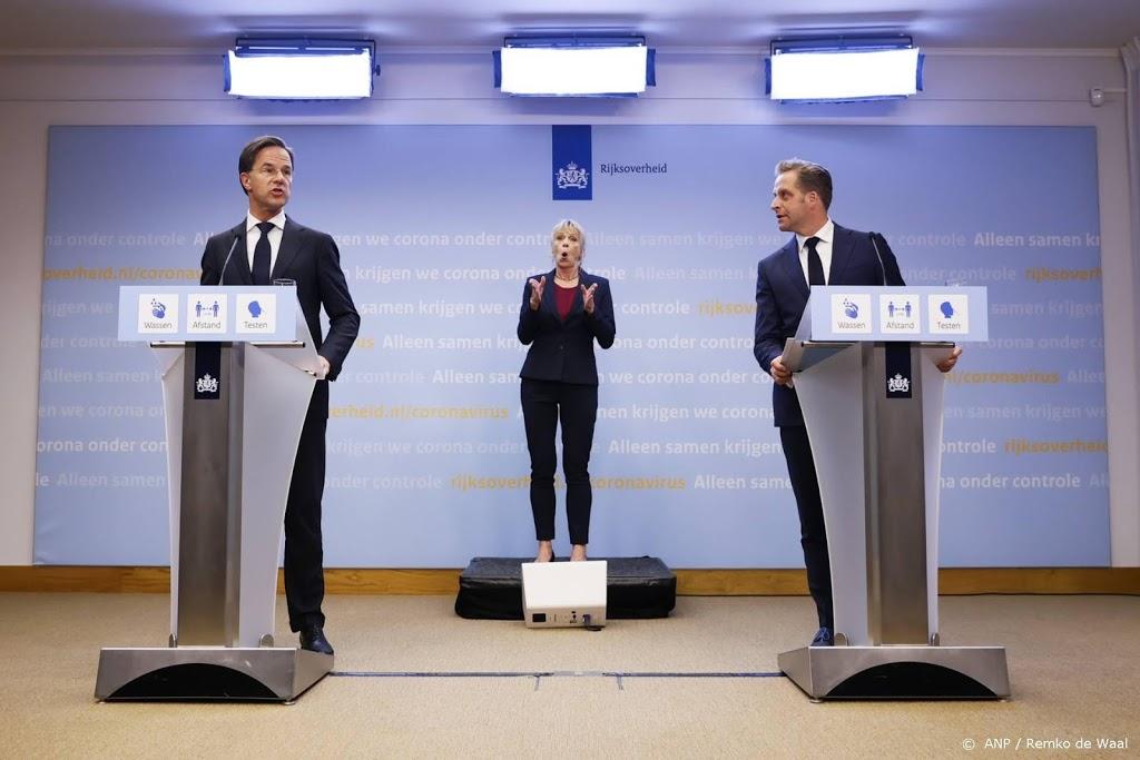 Rutte: blijf ondanks versoepelingen alert, vooral in buitenland