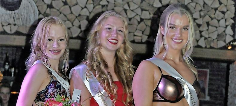 Schagense blijft in race om eretitel Miss Callantsoog 2017