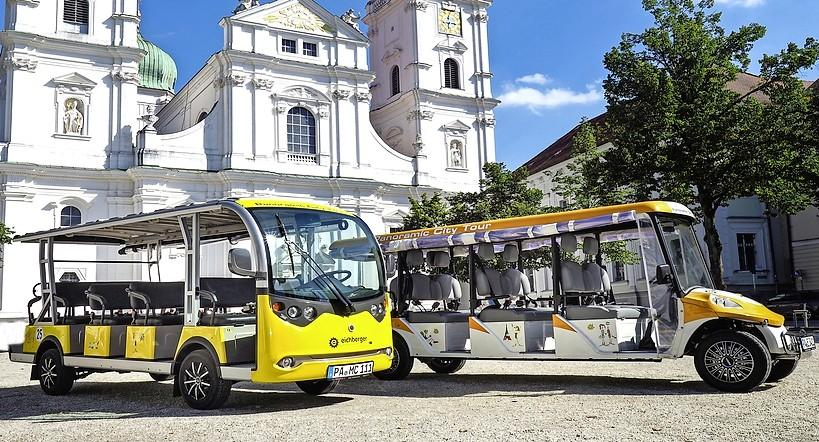 Nu Duitse busjes naar Hoorn voor vervoer cruisepassagiers