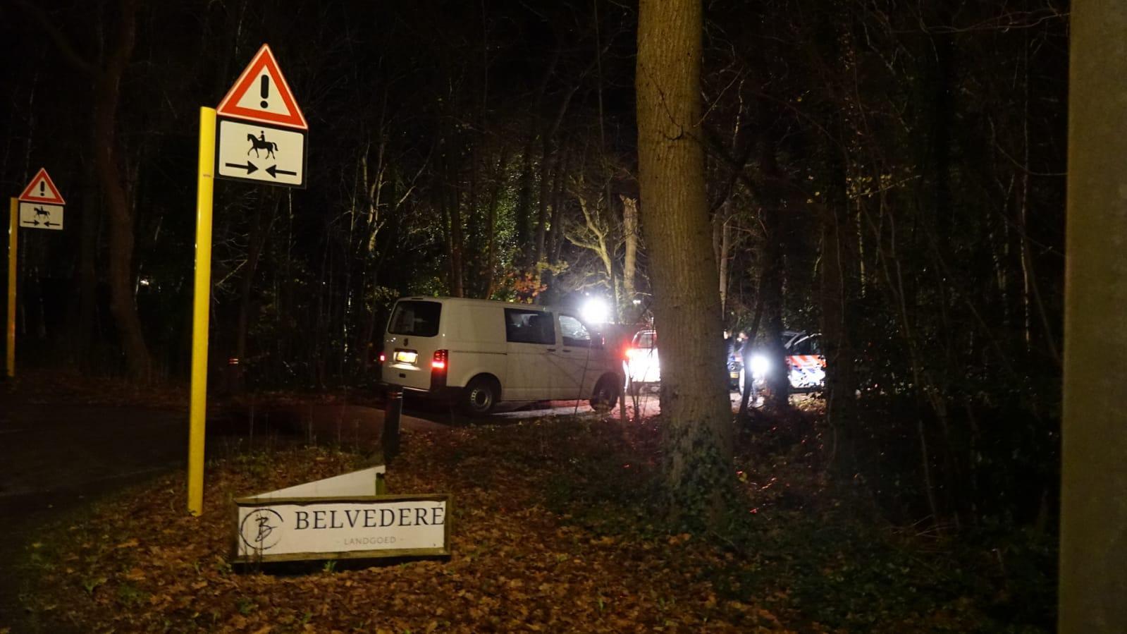 Vrouw in villa overvallen door twee gemaskerde mannen in Schoorl