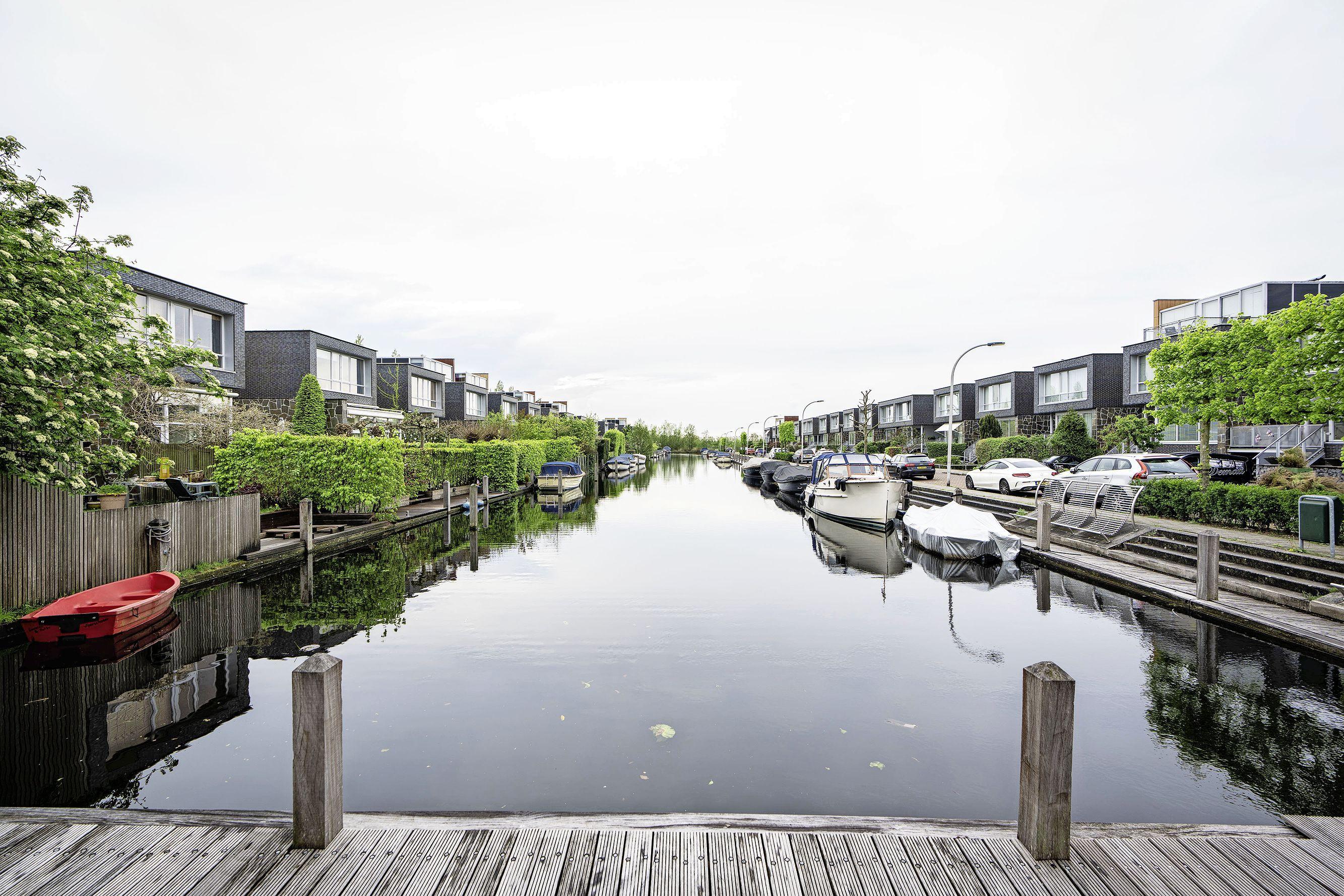 Burgemeester van Voorschoten 16 juni in gesprek met omwonenden Hofvliethaven