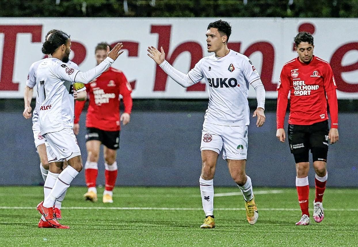 Telstar verliest midden in het seizoen linksback Shayne Pattynama aan Viking IF uit Noorwegen