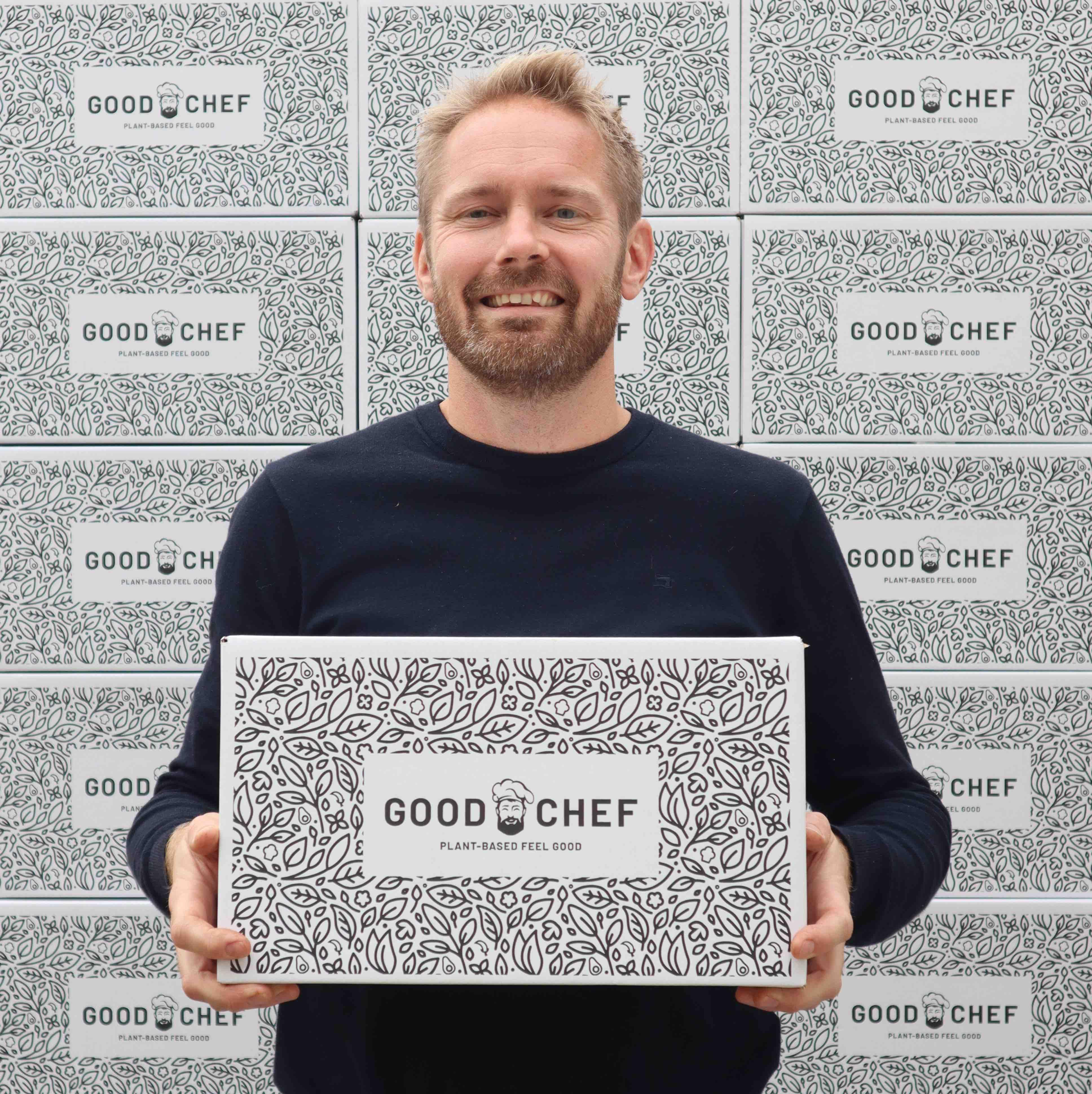 Haarlemmer Rutger Anema maakt plant-based eten makkelijk. 'Mensen moeten minder vlees, meer groente eten'