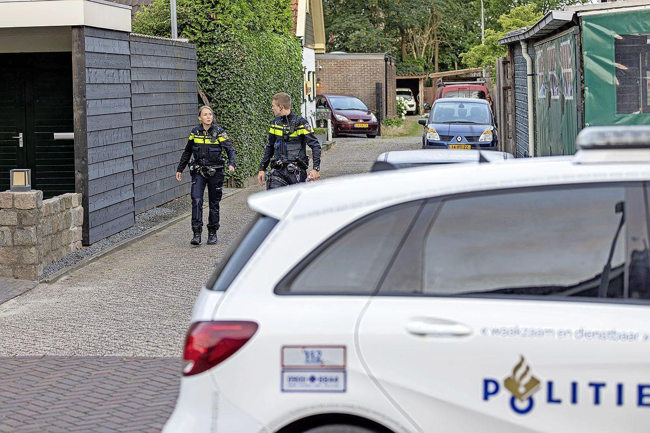 Hennepplanten aangetroffen in woning neergeschoten man Noord-Scharwoude