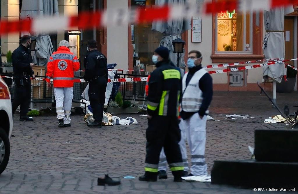 Veiligheidskringen: geen terreurmotief bij doodrijder Trier