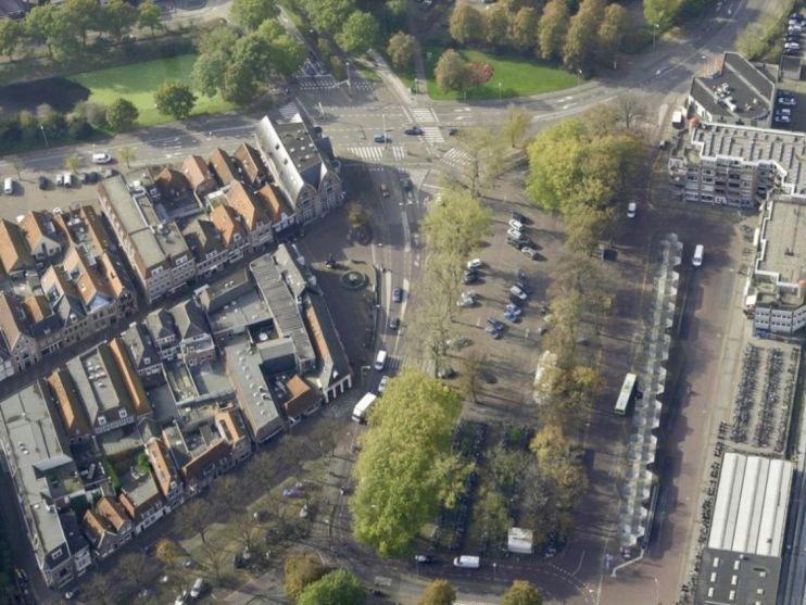 Politiek verrast door actie parkeerplaatsen centrum Hoorn