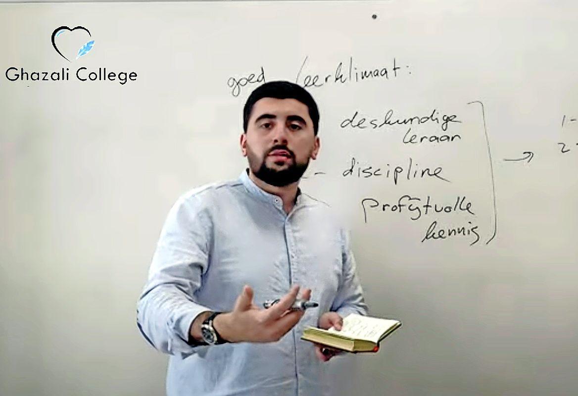 Ghazali College moet derde islamitische middelbare school van Nederland worden: in Beverwijk of Heemskerk [video]