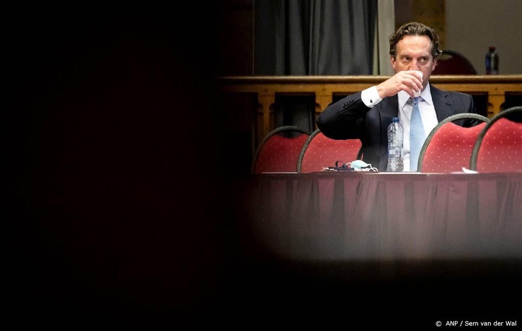 Berkhout neemt plaats in van opgestapte FVD-senator Cliteur