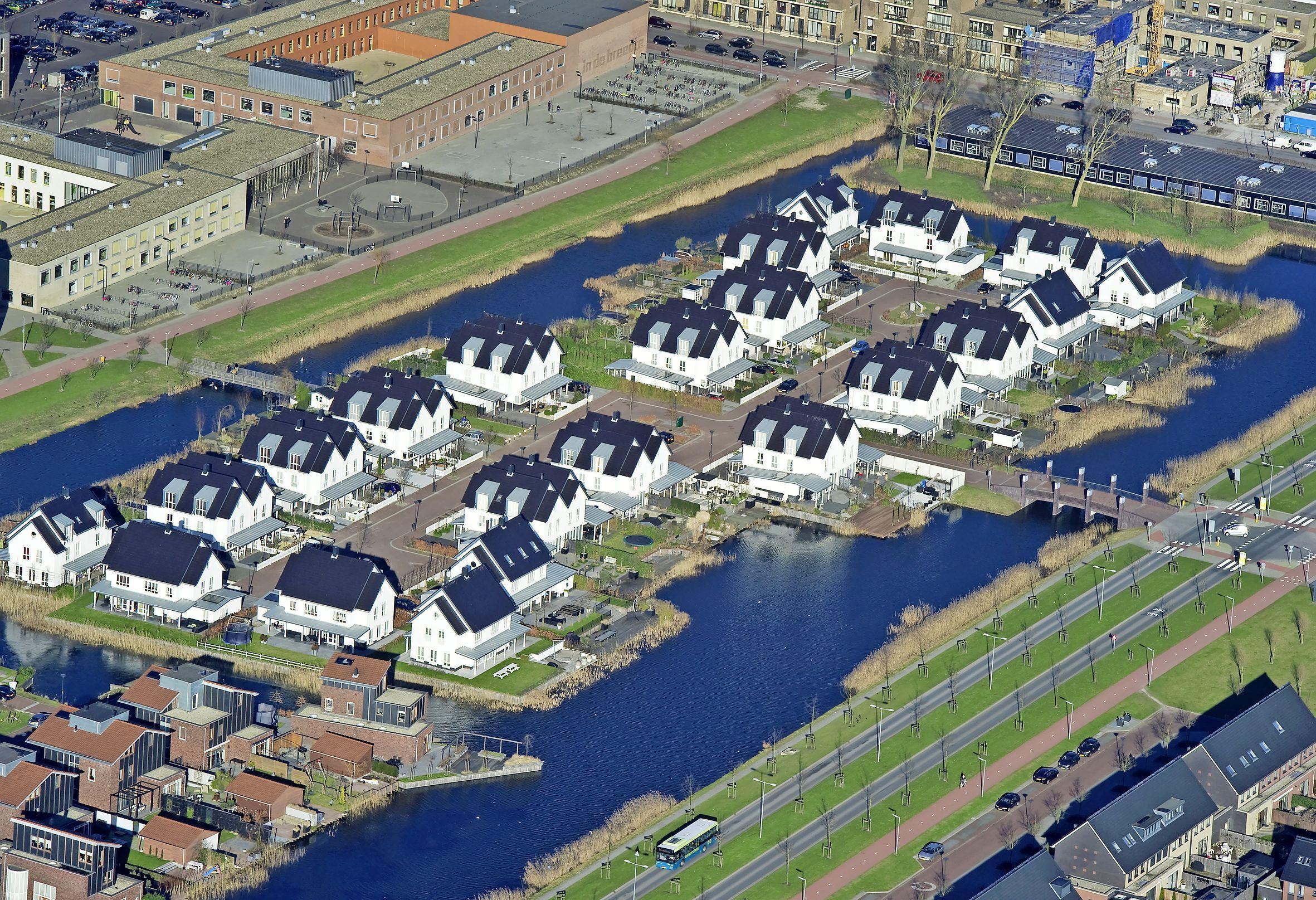 Daan Zandbelt: 'Akkers volbouwen met woningen gaat niet meer, Haarlemmermeer moet iets anders gaan doen'