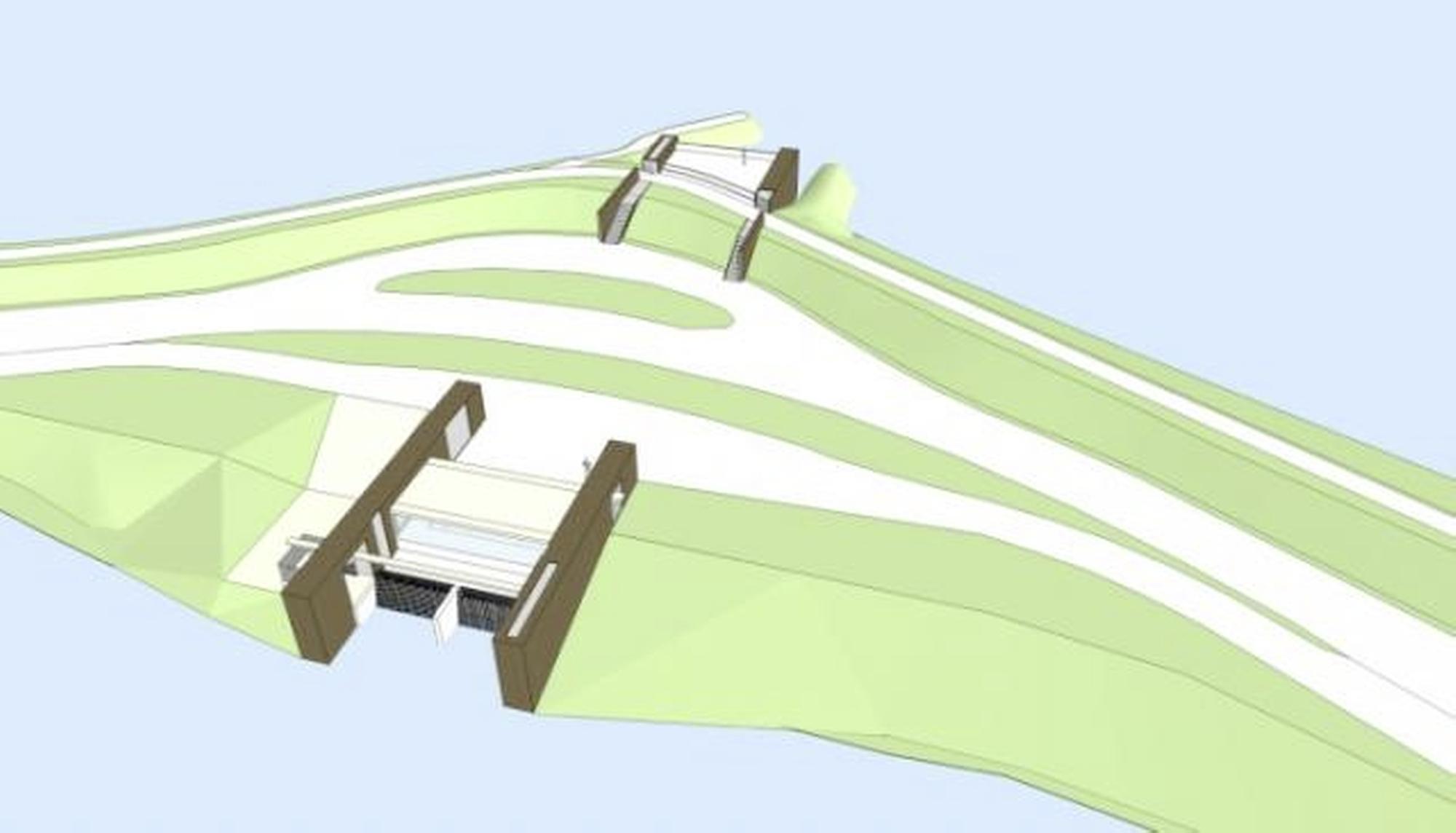 Eerste werkzaamheden voor gemaal De Poel bij Monnickendam gestart deze week, mogelijk hinder qua geluid en voor verkeer