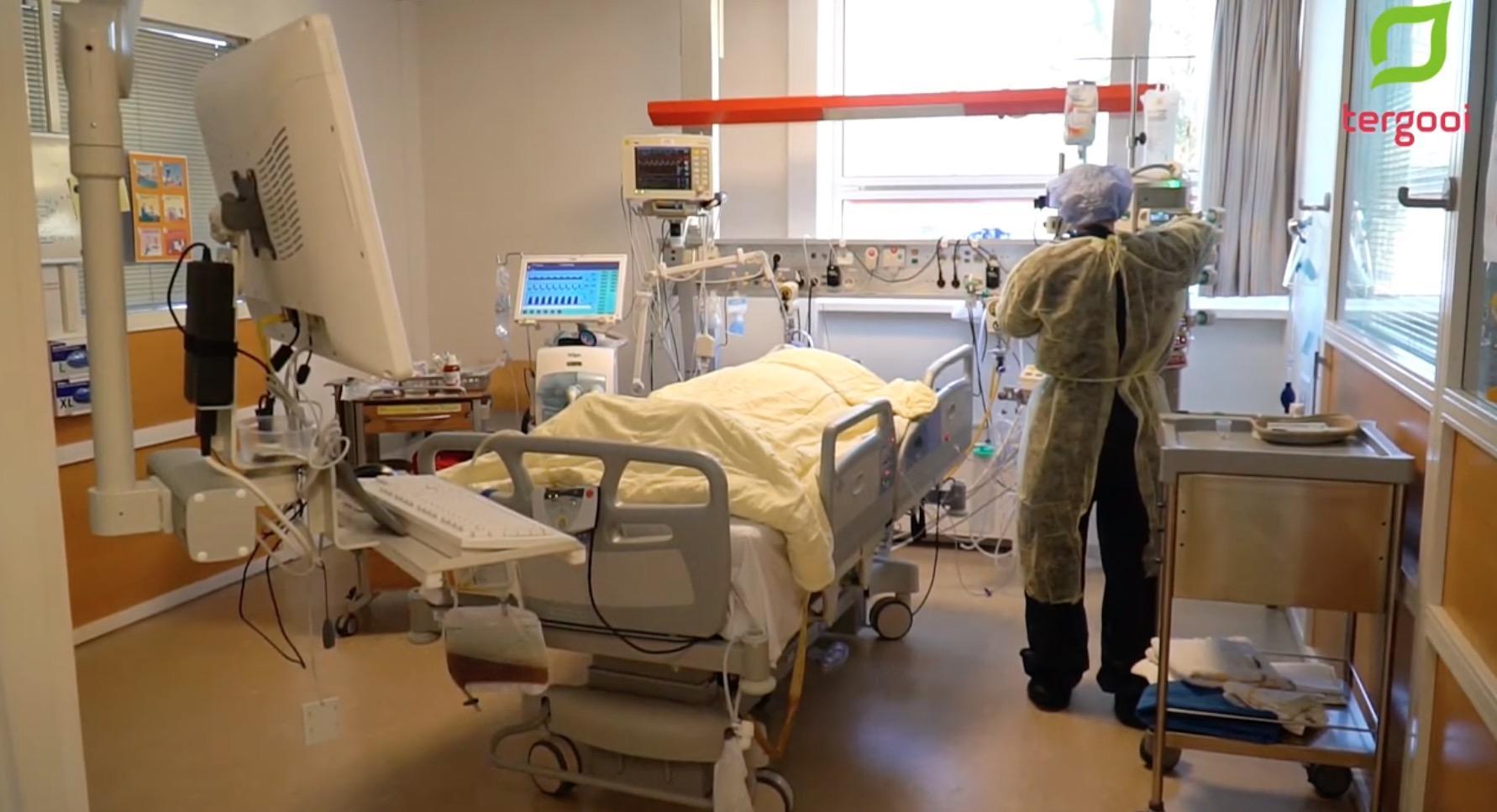 Kijk mee op de intensive care van Tergooi [video]