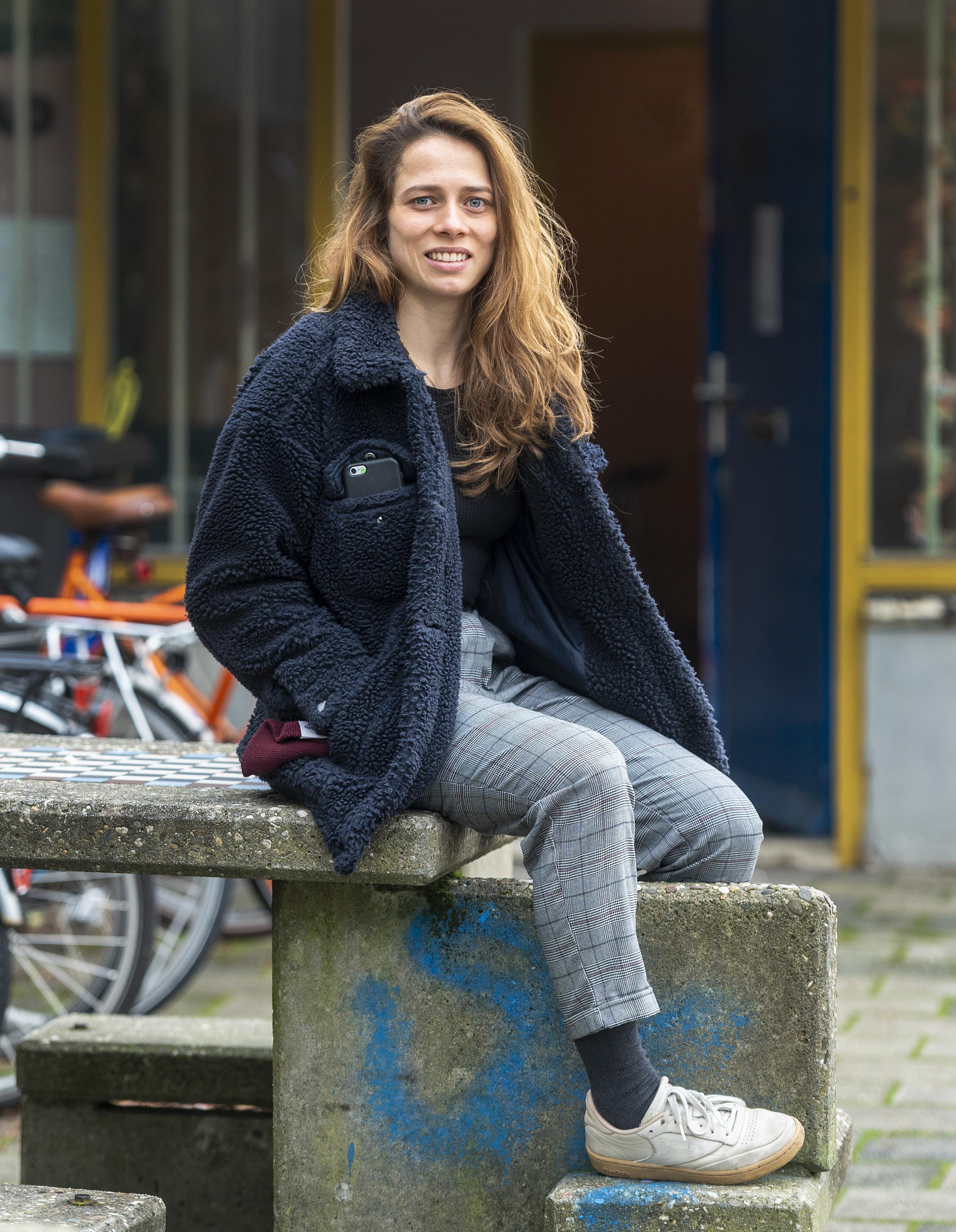 'Het is heel tof om een ander te laten shinen.' Birgit Ente helpt jongeren bij de verwezenlijking van hun plannen